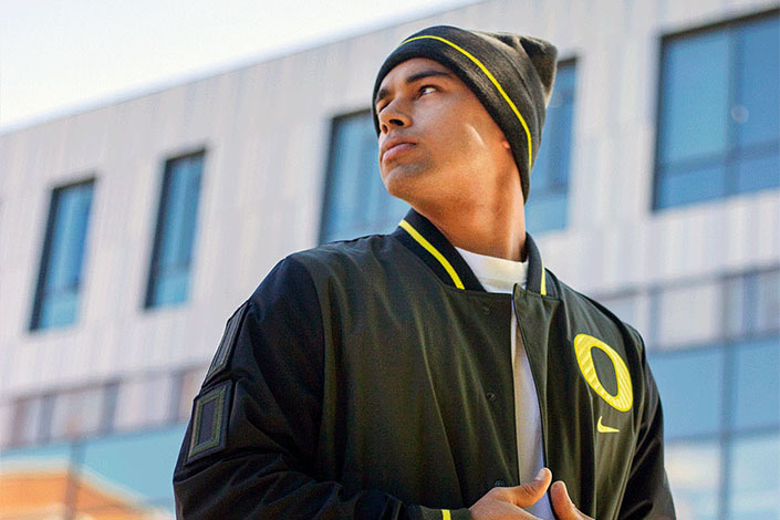 Shop the Nike Oregon Fuse Collection