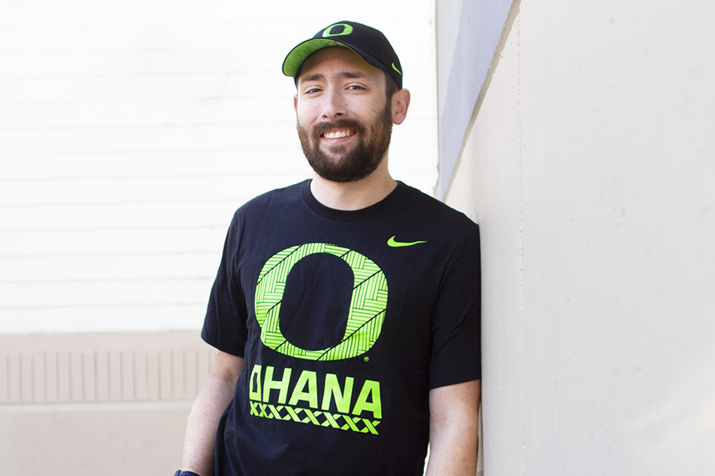 Oregon Nike Ohana