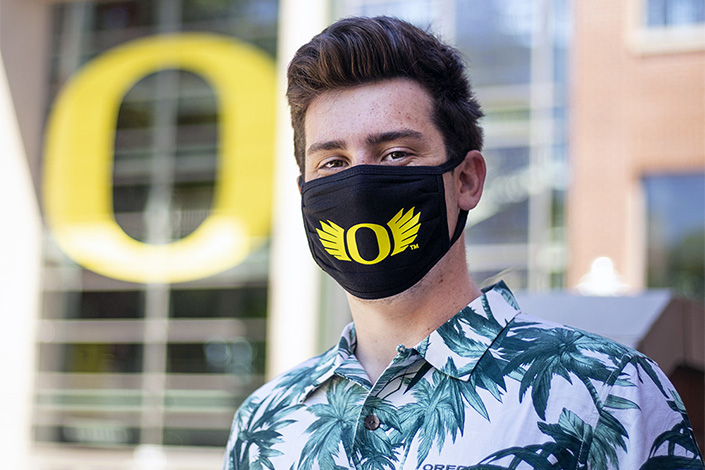 Oregon Masks